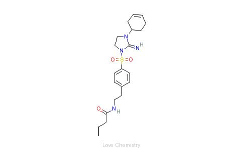 CAS:25859-76-1的分子结构