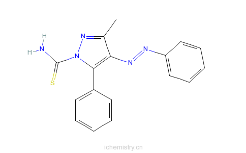 CAS:25913-39-7的分子结构