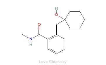 CAS:2594-62-9的分子结构