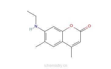 CAS:26078-25-1_香豆素2的分子结构