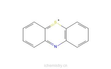 CAS:261-89-2的分子结构