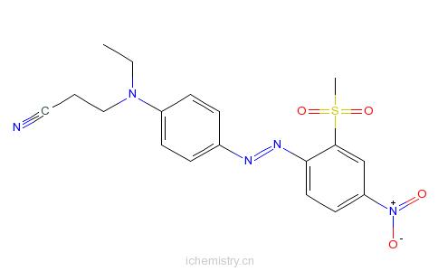 CAS:26215-07-6的分子结构