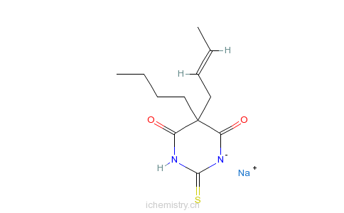 CAS:26281-80-1的分子结构