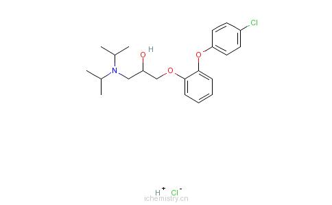 CAS:26321-25-5的分子结构