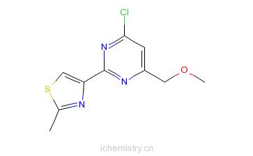 CAS:263897-42-3的分子结构