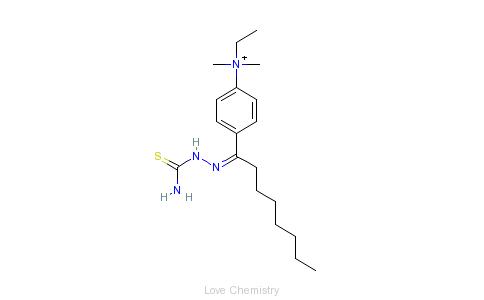CAS:26672-76-4的分子结构