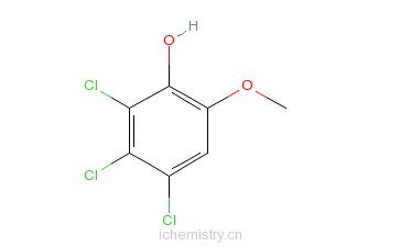 CAS:2668-24-8的分子结构