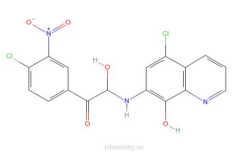 CAS:26873-04-1的分子结构