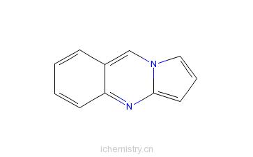 CAS:270-03-1的分子结构