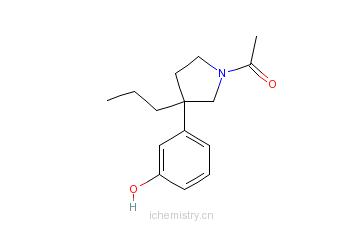 CAS:27019-33-6的分子结构