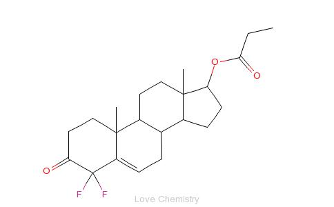 CAS:2713-92-0的分子结构