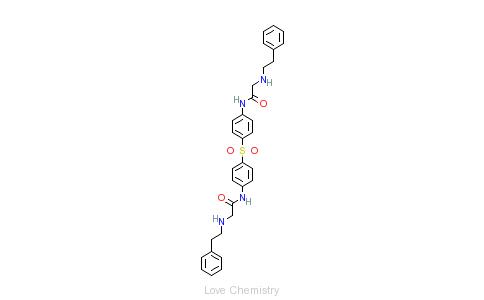 CAS:2731-64-8的分子结构