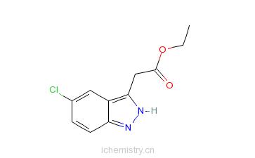 CAS:27512-72-7_吲熟酯的分子结构