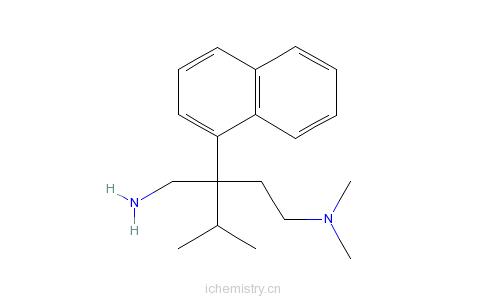 CAS:27558-01-6的分子结构