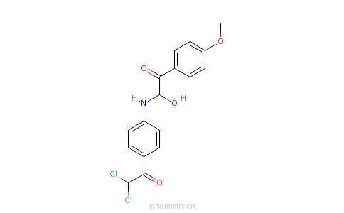 CAS:27695-59-6的分子结构