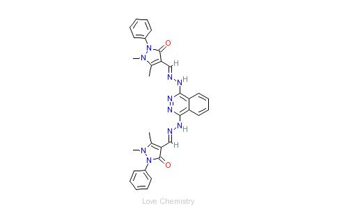 CAS:27704-21-8的分子结构