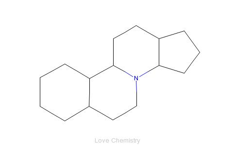 CAS:27782-43-0的分子结构