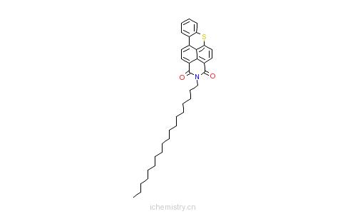 CAS:27870-92-4_溶剂黄98的分子结构