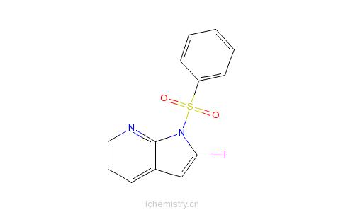 CAS:282734-63-8的分子结构