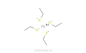 CAS:28420-40-8的分子结构