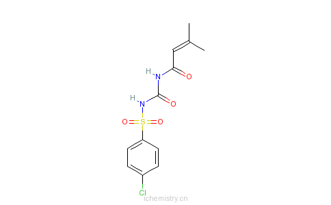 CAS:28522-80-7的分子结构