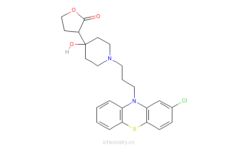 CAS:28532-90-3的分子结构