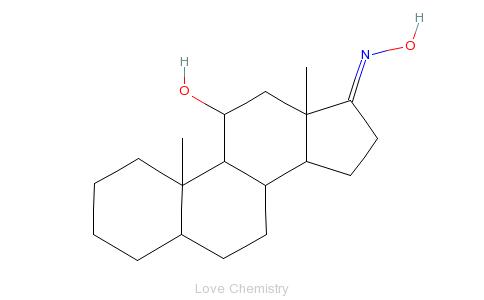 CAS:28767-60-4的分子结构