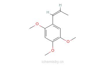 CAS:2883-98-9_alpha-细辛脑的分子结构
