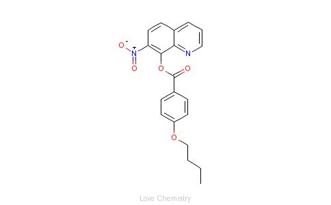 CAS:29002-46-8的分子结构