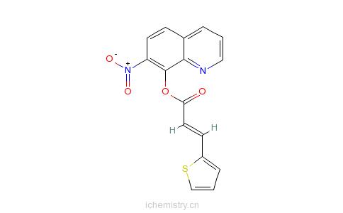 CAS:29007-66-7的分子结构
