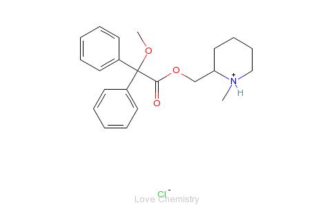 CAS:2909-92-4的分子结构