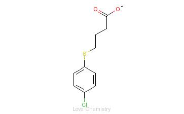 CAS:29193-63-3的分子结构