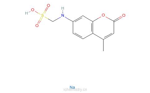 CAS:29197-94-2_香豆素175的分子结构
