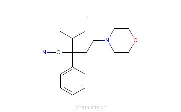 CAS:2928-69-0的分子结构