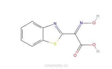 CAS:29389-34-2的分子结构