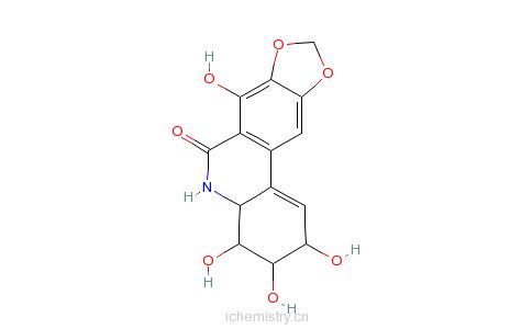 CAS:29477-83-6的分子结构