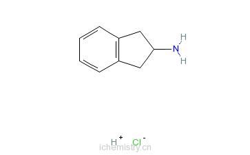 CAS:2975-41-9_2-氨基茚的分子结构