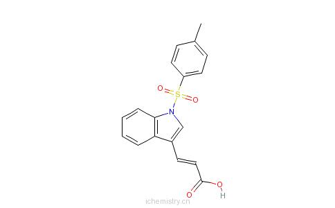 CAS:298187-97-0的分子结构