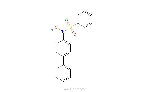 CAS:29968-68-1的分子结构