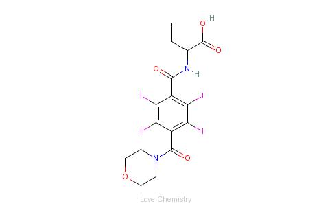 CAS:29972-14-3的分子结构