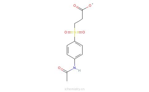 CAS:300670-60-4的分子结构