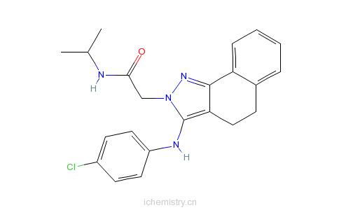 CAS:301644-22-4的分子结构