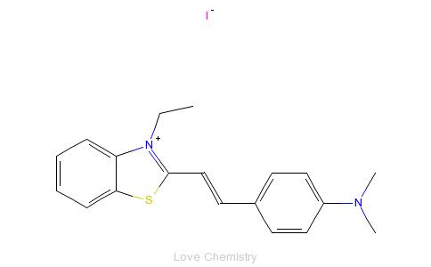 CAS:3028-97-5的分子结构