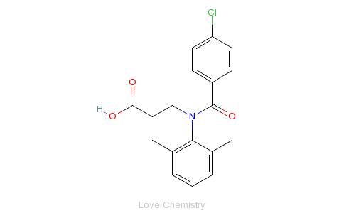 CAS:30544-73-1的分子结构