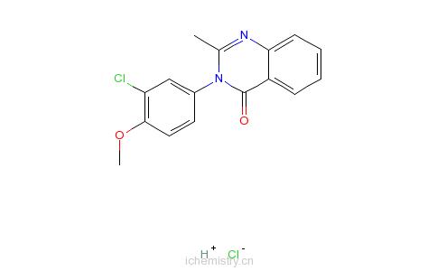 CAS:3060-25-1的分子结构