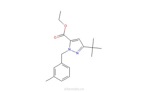 CAS:306936-95-8的分子结构