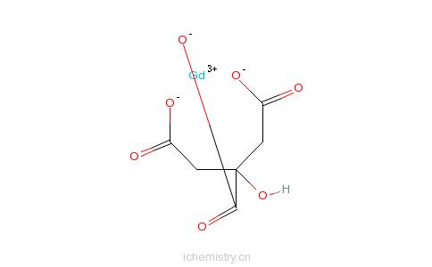 CAS:3088-53-7的分子结构