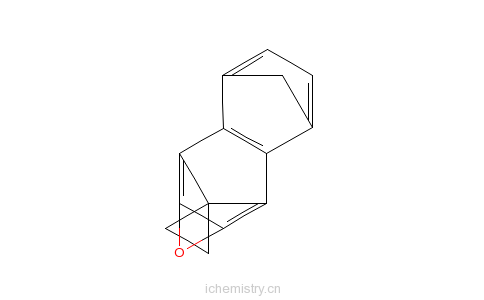 CAS:309-92-2的分子结构