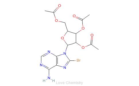 CAS:31281-86-4的分子结构