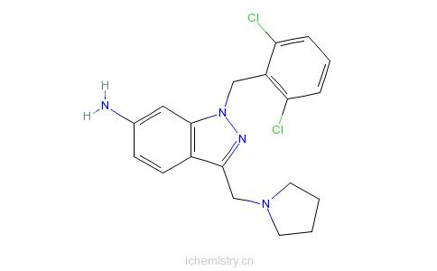CAS:315203-39-5的分子结构